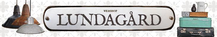 Lundagård | sisustus perinnerakentaminen vintage | nettikauppa