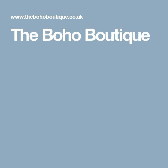 The Boho Boutique