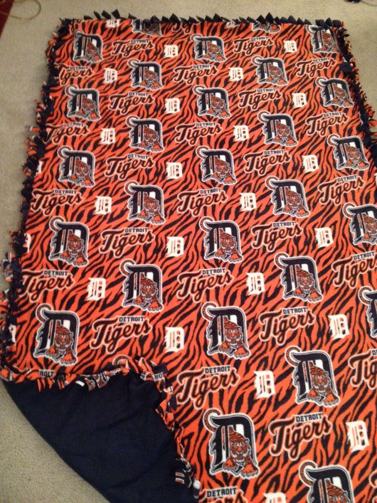 Chicago Bears Fleece Tie Blanket Nfl Chicago Bears Tie