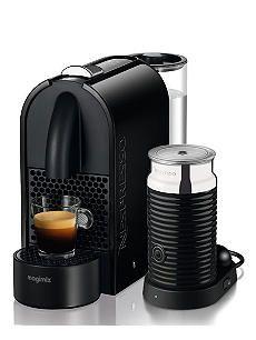 NESPRESSO U Magimix Nespresso coffee machine + Aeroccino3 milk frother