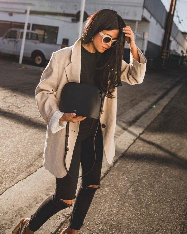 6749500f134 Модная верхняя одежда весна 2019-2020 – топовые новинки