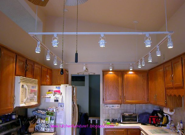 kitchen track lighting google search - Track Lighting Ideas For Kitchen