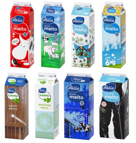 milk - made in Finland :)