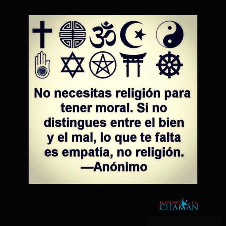 moral mejor que religión