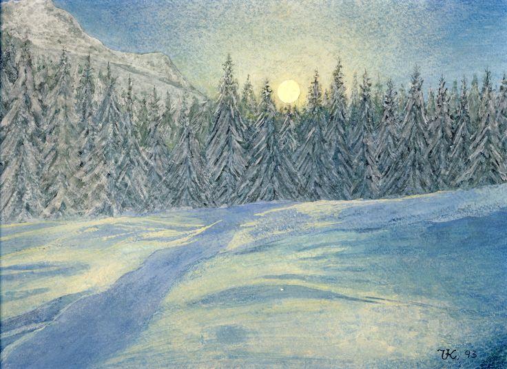 Winterwald, U. Kretschmer