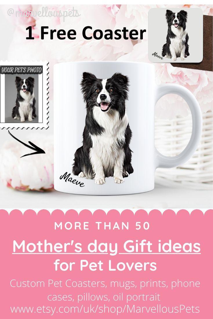 Custom Pet Mug Personalised Dog Mug Pet Memorial Mug Pet Lover