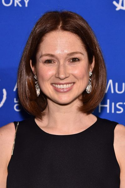 Ellie Kemper B.o.B - Ellie Kemper sported a neat bob at the 2016 American Museum of Natural History Gala.