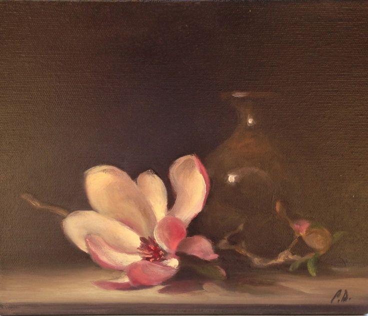 Magnolias II - Phillip Drummond