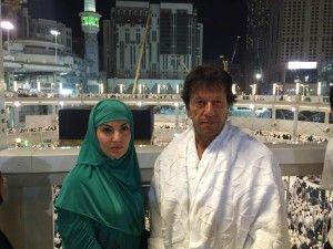 On Wednesday, #Pakistani cricket legend turned politician #ImranKhan arrived in #Saudi Arabia to perform #Umrah with his new wife Reham. http://blog.alhijaztravel.com/imran-khan-and-reham-khan-arrive-for-umrah/