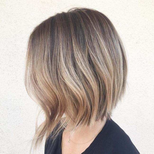 Shiny Balayage Bob                                                                                                                                                                                 More