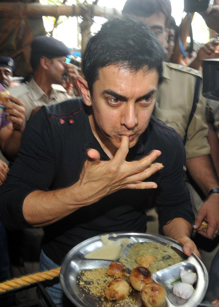Aamir Khan 2012 pic