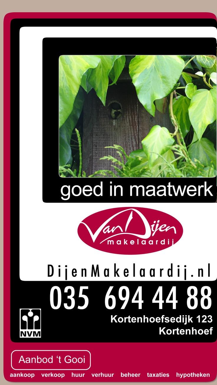 Van Dijen Makelaardij  dijenmakelaardij.nl