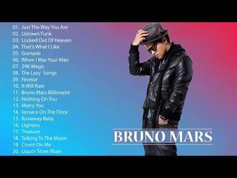 Bruno Mars Best Songs 2018 || Bruno Mars Greatest Hits Songs - YouTube
