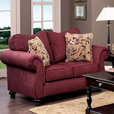 Burgundy Sofa Set Google Search Decorating French