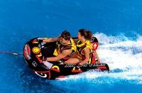 Cool! :)) Pin This & Follow Us! CLICK IMAGE TWICE for Pricing and Info :) Two Person Ski Towable - Sportsstuff Slalom Jockey 53-1385. See More Inflatable Boat Towables at http://www.zbuys.com/level.php?node=3978=inflatable-boat-towables