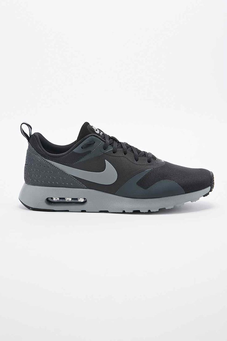 Nike Air Max Tavas Trainers in Black - Urban Outfitters