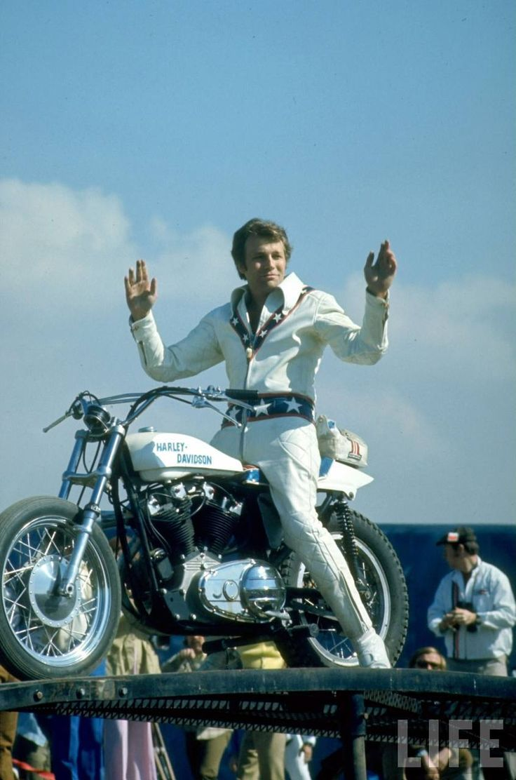 42 Best Images About Evel Knievel Dare Devil Party On Pinterest Wembley Stadium Toddler