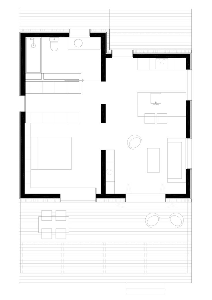 218 best TINY House Blueprints 1B images on Pinterest House