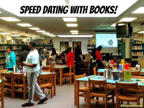 library speed dating omaha