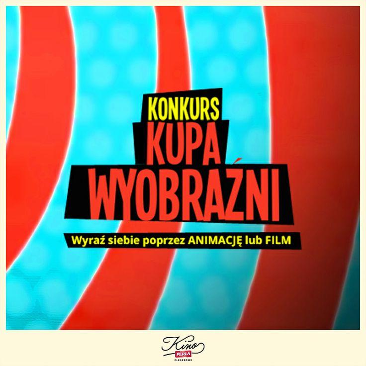 Twoja wyobraźnia potrafi zaskoczyć? Wykorzystaj to startując w tym konkursie: http://www.kupawyobrazni.pl/
