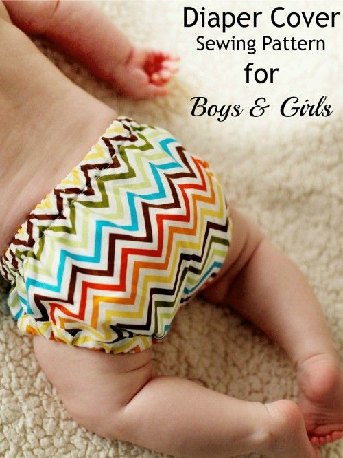 boys girls diaper cover sewing pattern whimsy couture featuring remix chevrons