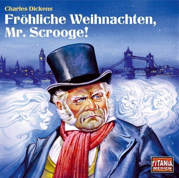 Fröhliche Weihnachten, Mr. Scrooge!