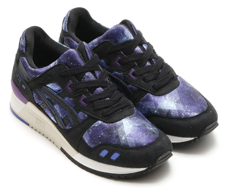 Asics Actually Made a 'Galaxy' Pack of Sneakers