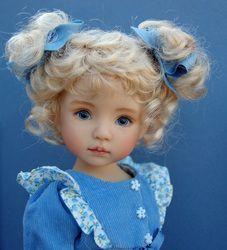 More Little Darlings - Kuwahi Dolls   Dianna Effner dolls ...