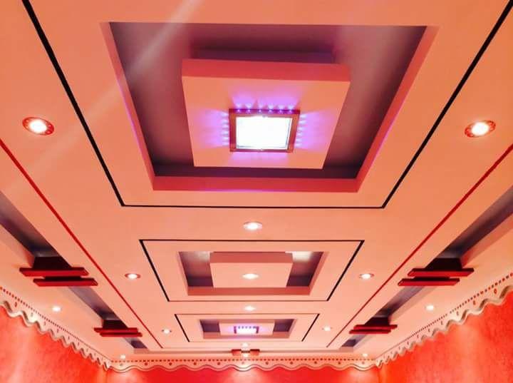 ديكورات جبس عصرية والذوق العالي 2019 2020 بالصور Gypsum Decoration Decor Home
