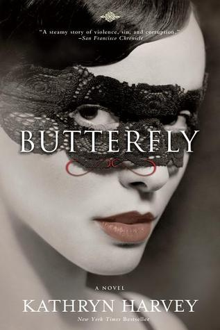 Butterfly- definitely worthy of a reread, plus I never read the whole trilogy so it will be a good refresher before I dive into the other two!