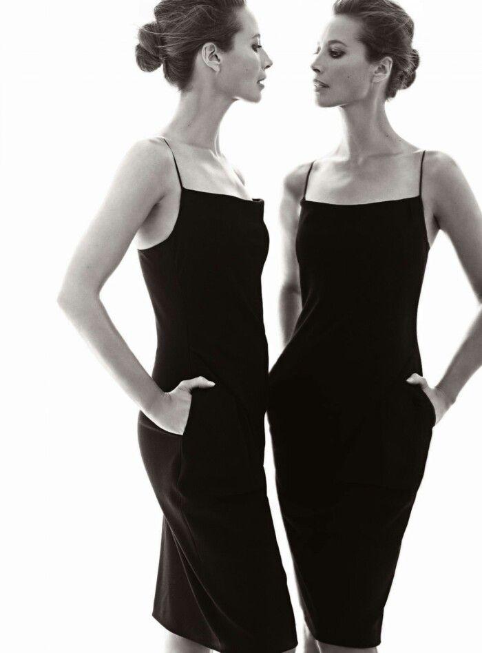 Harper's Bazaar UK January 2014