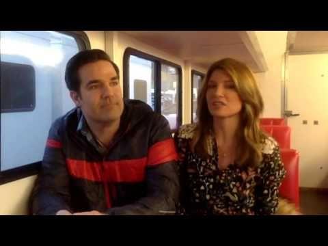 WATCH Sharon Horgan and Rob Delaney dish zanier 'Catastrophe' Season 3 - Goldderby