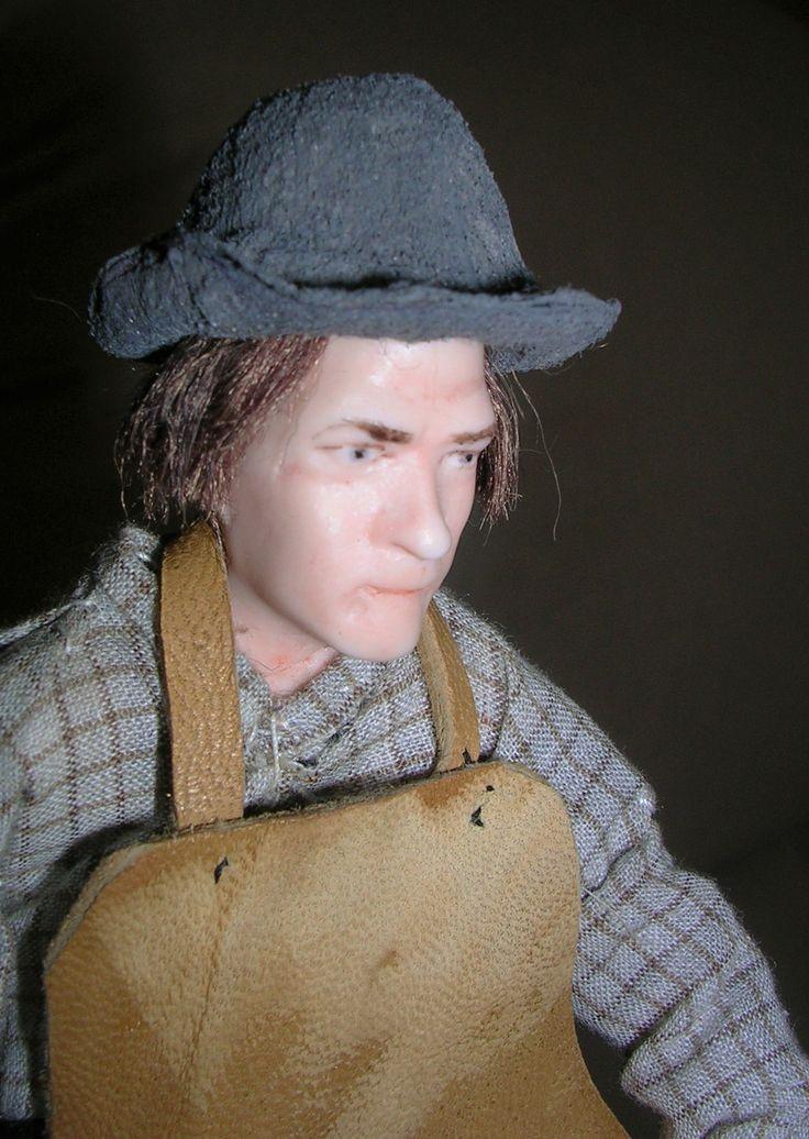 Doll by Taru Astikainen, styling by Anne, Malakoffit   - Suutari