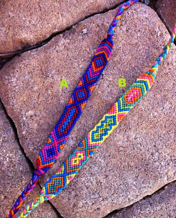 Beautiful Handwoven Friendship Bracelet Made to от IslandChula