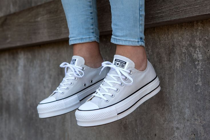 baskets plateforme converse chuck taylor all star