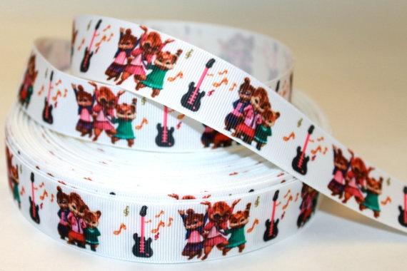 Chipettes ribbon