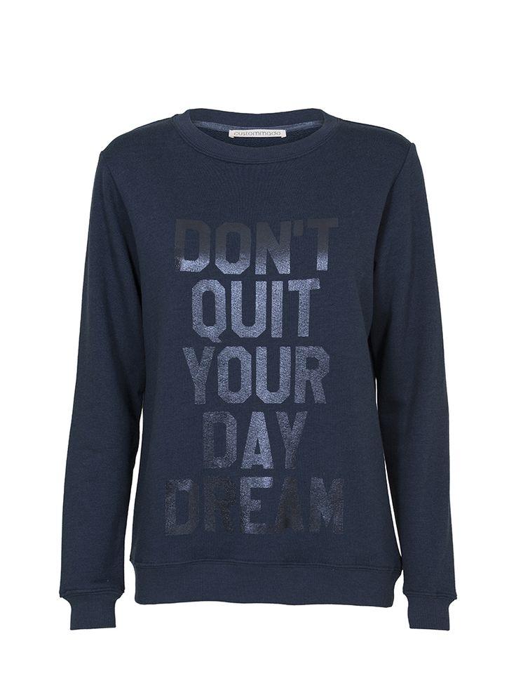 Tasha Statement Sweatshirt | Custommade.dk