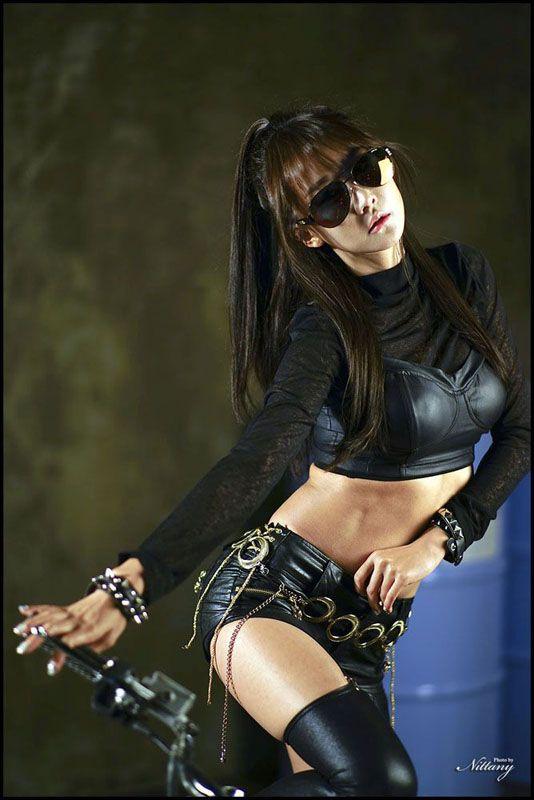 Park Hyun Sun - Sexy Dark Themes