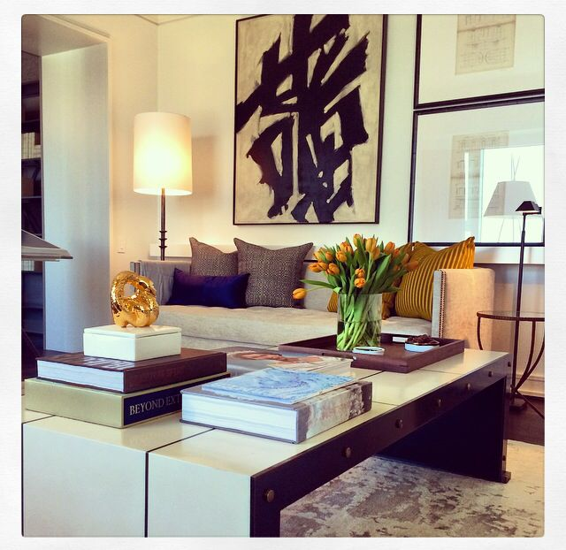Chicago Living Room CHAD JAMES GROUP