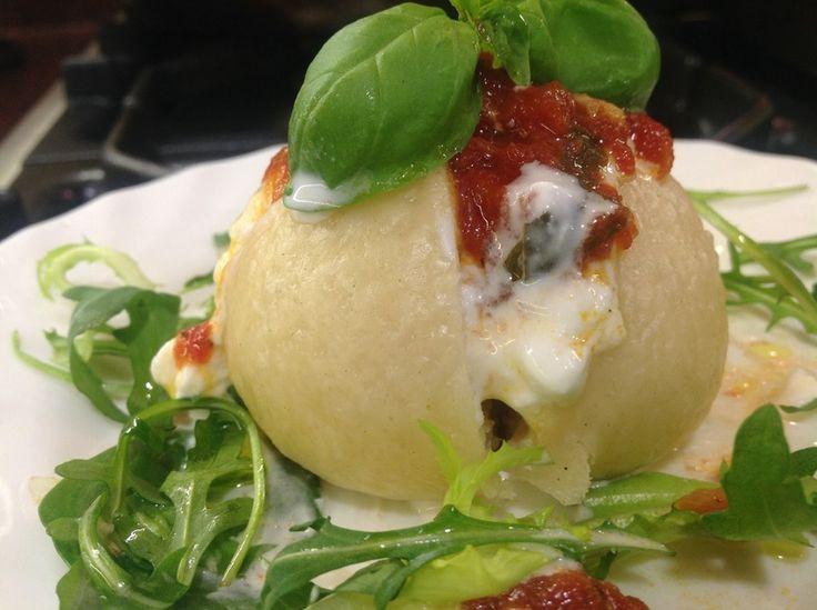 LA MOZZARELLA DI PANE.... di Renato Bosco  la ricetta.....http://laconfraternitadellapizza.forumfree.it/?t=70471720