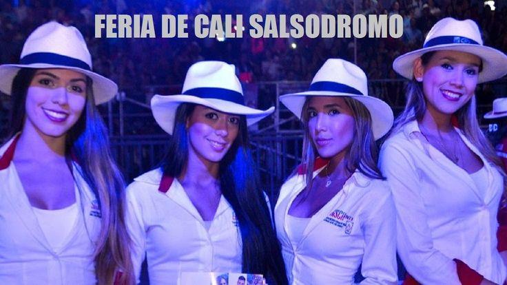 SALSODROMO, Y YA LLEGA LA FERIA DE CALI,  EL  MEJOR BAILE Y  SALSA DE LA...