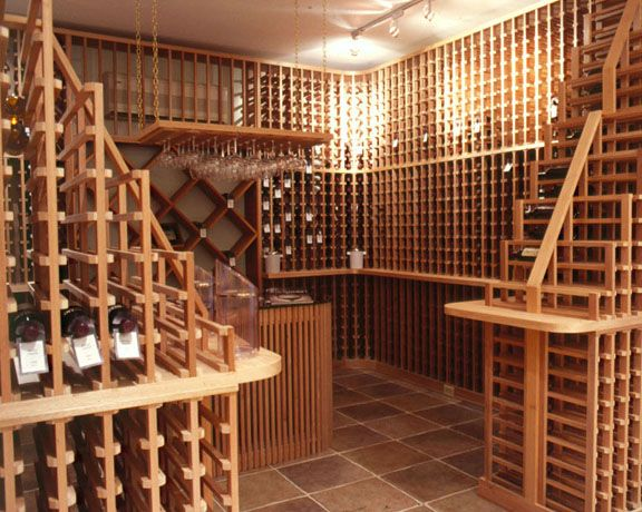 Cedar Home Wine Cellar Design Ideas   Google Search