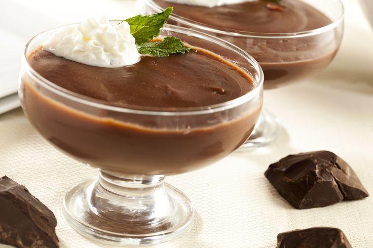 Natillas caseras con chocolate  #NatillasCaseras #NatillasCaserasConChocolate #RecetaDeNatillas #Postres #PostresSinHorno #RecetasDePostres