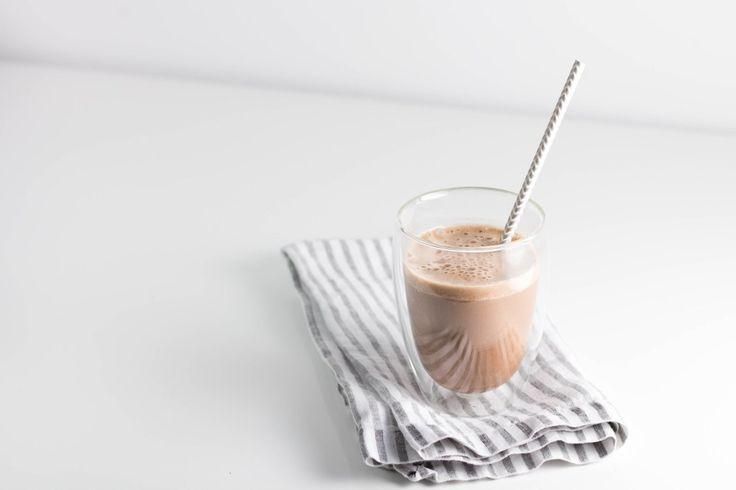 Vegan Hot Chocolate gluten free, paleo, soy free & dairy free