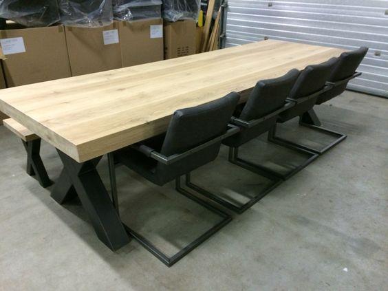 25 beste idee n over tafelblad decoraties op pinterest tafel blad ontwerp en keukentafel - Tafel een italien kribbe ontwerp ...