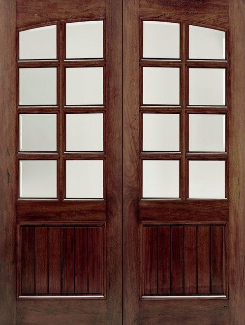 36 best exceptional entryways images on pinterest - Exterior wood door manufacturers ...