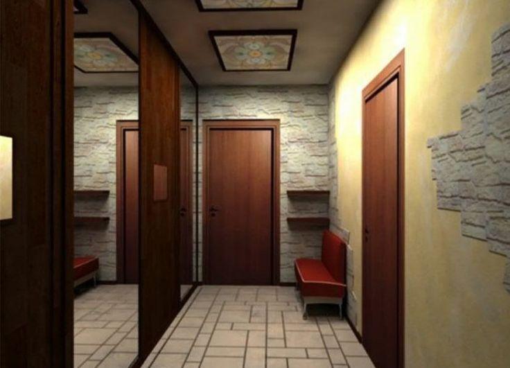 Дизайн прихожей в частном доме: функции, материалы, мебель