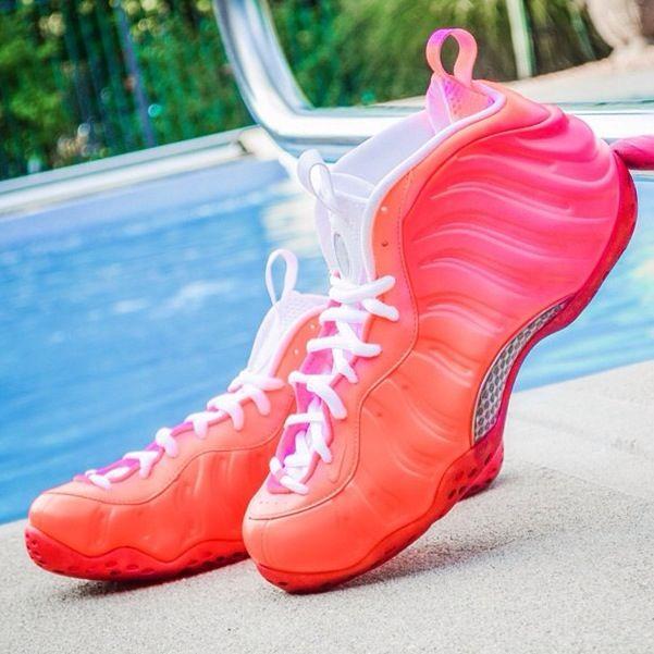 quality design c3b53 07018 Summer-ready custom foamposites   Sneakers   Sneakers, Shoes, Nike  foamposite