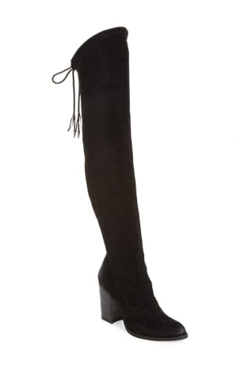 51fae979c84 Best comfortable Dolce Vita  Chance  Over the Knee Stretch Boot (Women) (