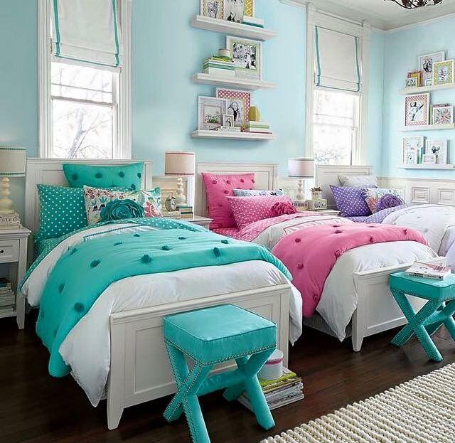 Best 25 Twin Girl Bedrooms Ideas On Pinterest Girls